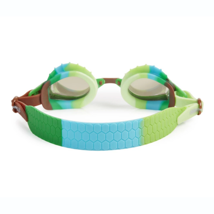 Bling2o Larry the Lizard Swim Goggles on Design Life Kids