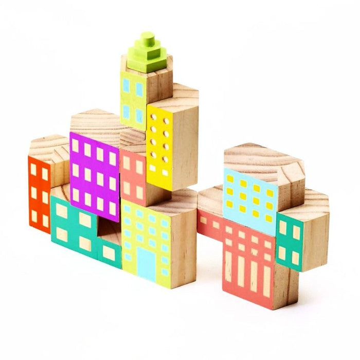 Areaware Blockitecture Deco on DLK | designlifekids
