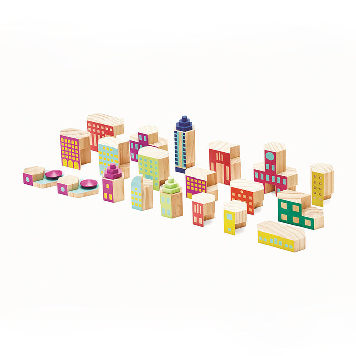 Areaware Blockitecture Mega Deco on Design Life Kids