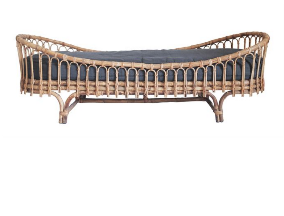 Bloomingville Rattan Day Bed on Design Life Kids