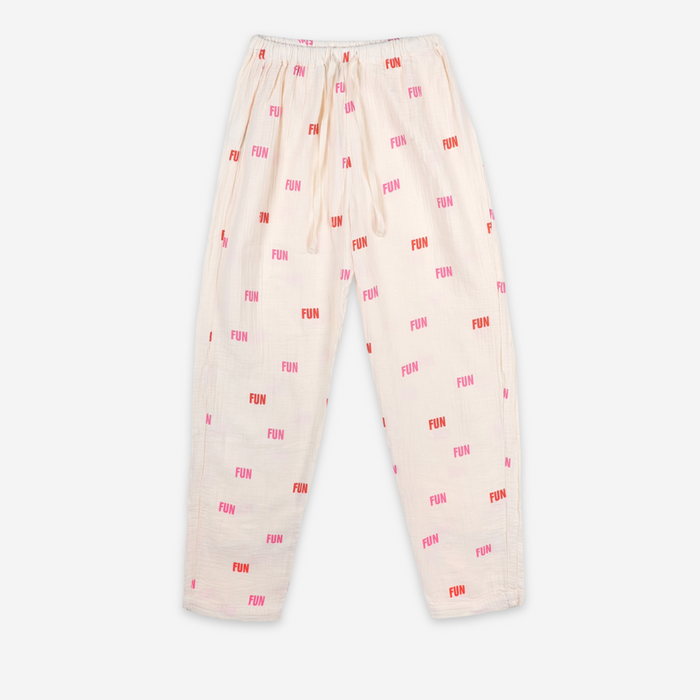 Bobo Choses Fun Pajamas Design Life Kids
