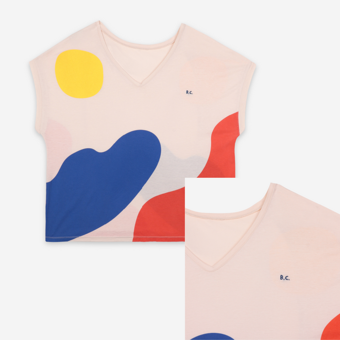 Bobo Choses Landscape Shirt on  Design Life Kids