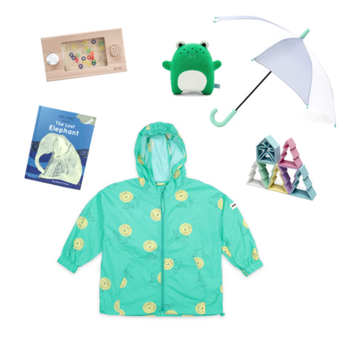 Bobo Choses Lion Rain Coat on Design Life Kids
