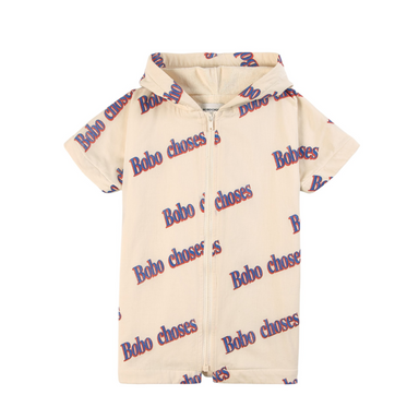 Bobo Choses Retro Bathrobe on Design Life Kids