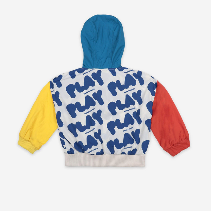 Bobo Choses Play Rain Jacket on Design Life Kids