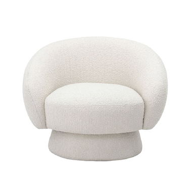 Bloomingville Boucle Upholstered Chair on Design Life Kids
