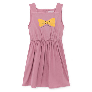 Bobo Choses Bow Woven Dress at Design Life Kids