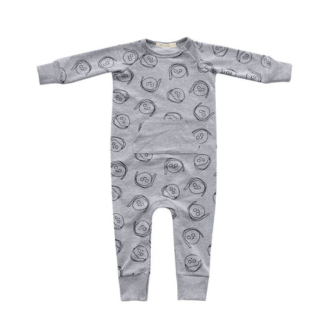 KID + KIND BOYS + GIRLS PLAYSUIT ON DLK