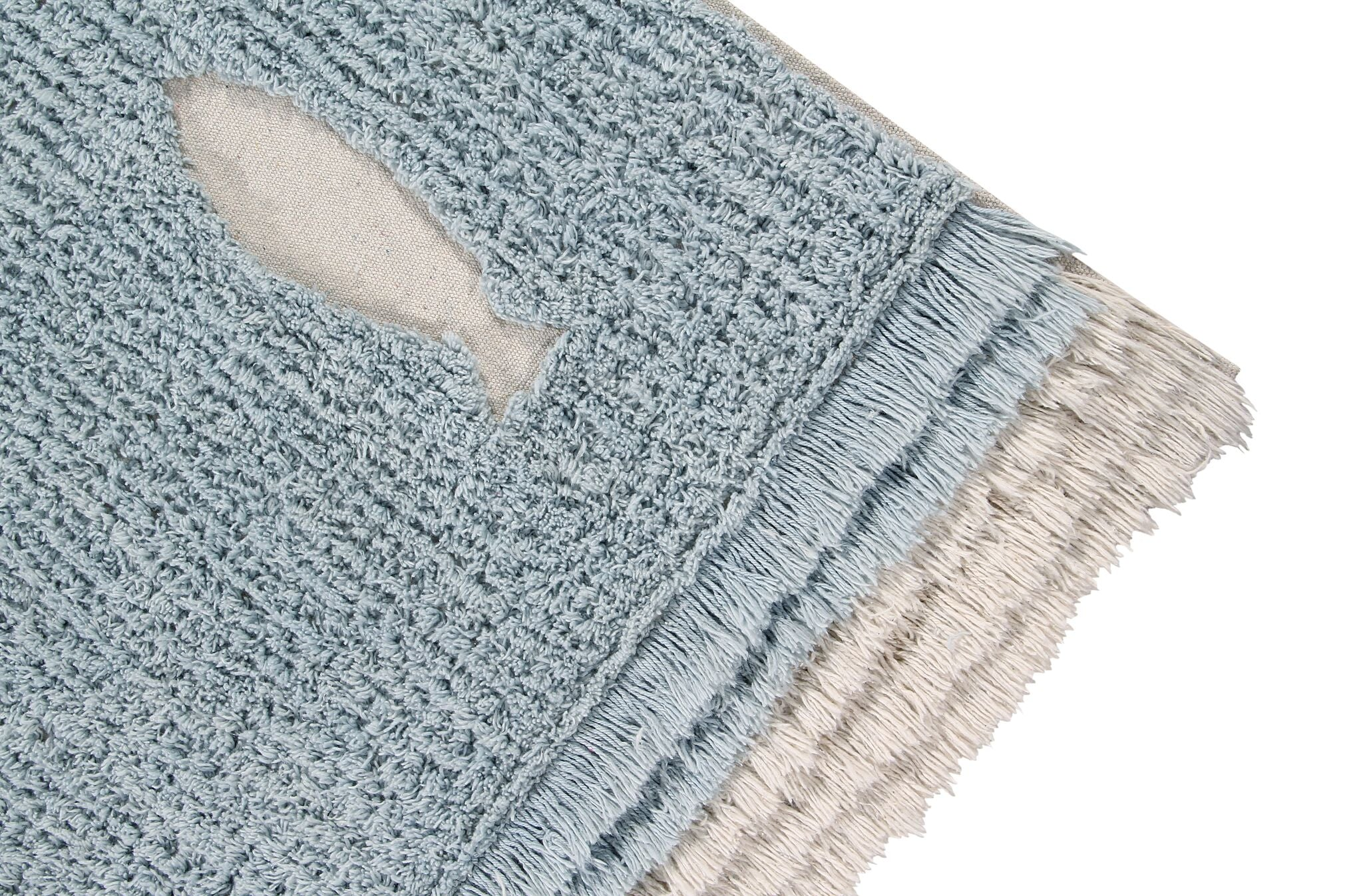 Lorena Canals Ocean Shore Washable Rug on DLK | designlifekids.com