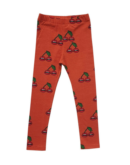 One Day Parade Cherry Lips Legging on DLK | designlifekids.com