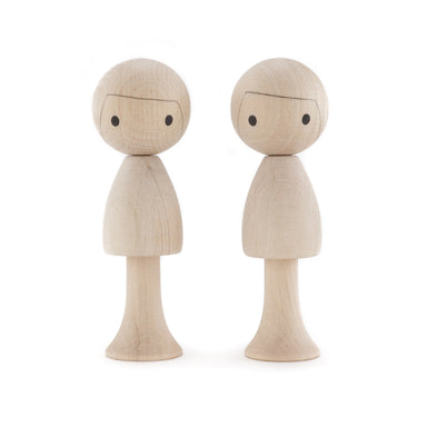 Clicques Toys Magnetic Wooden Dolls Trees on Design Life Kids