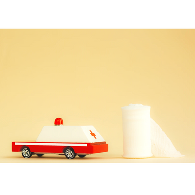 Candylab Ambulance Candycar Toy Car on Design Life Kids