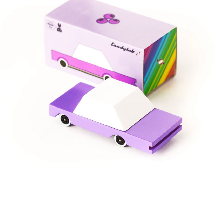 Candylab B. Berry Candycar Toy Car on Design Life Kids