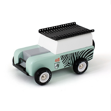Candylab Drifter Zebra on Design Life Kids