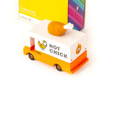 Candylab Fried Chicken Van Candycar Toy on Design Life Kids