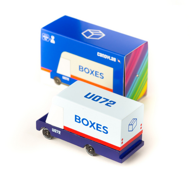 Candylab Mail Van on Design Life Kids