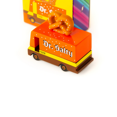 Candylab Pretzel Van Candycar Toy on Design Life Kids