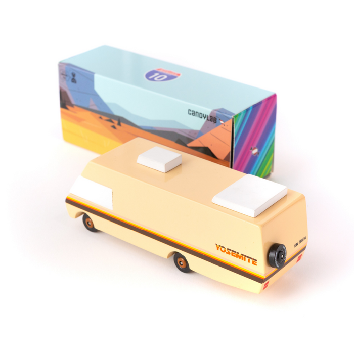 Candylab Yosemite RV on Design Life Kids