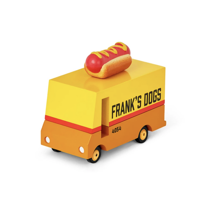 Candylab Candvan Hot Dog Truck on Design Life Kids