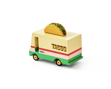 Candylab Candvan Taco Truck on Design Life Kids