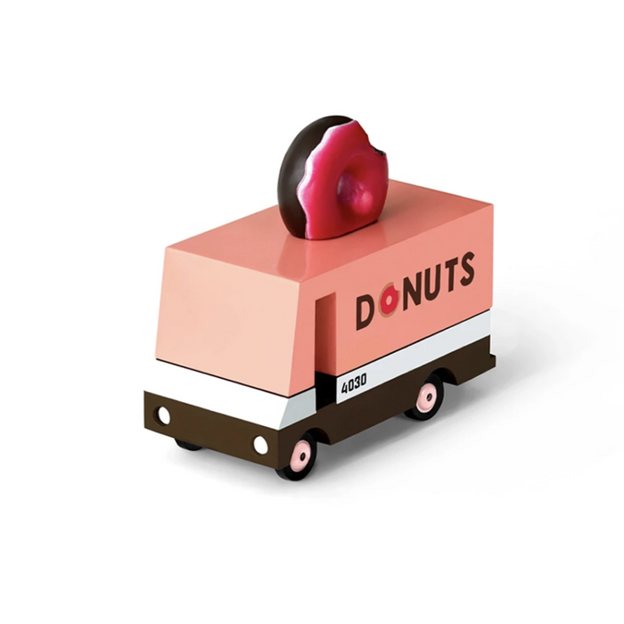 Candylab Candyvan Donut Van Toy Car on Design Life Kids