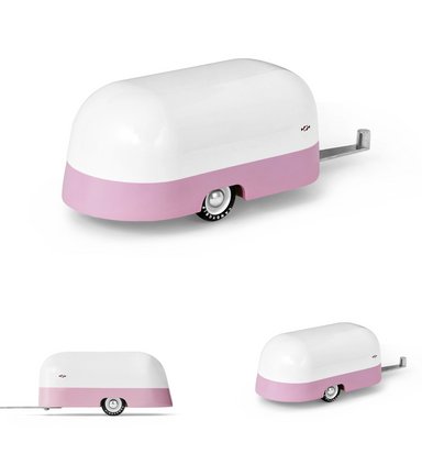 Candylab Pink Camper on Design Life Kids