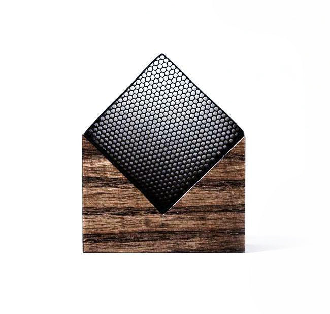 Morihata Chikuno Cube Natural Charcoal Air Purifier at Design Life Kids