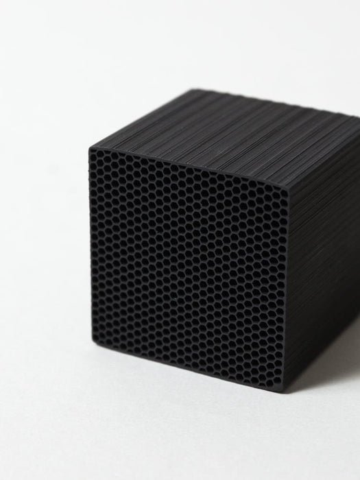 Chikuno Cube Natural Charcoal Air Purifier on DLK | designlifekids.com