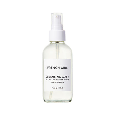 French Girl Organics Rose Cleansing Wash on DLK | designlifekids.com