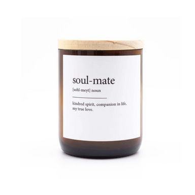 Commonfolk Collective Dictionary Meaning Soul Mate Candle on  Design Life Kids