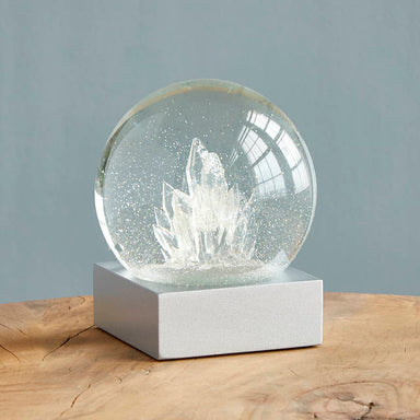 Crystal Snow Globe on Design Life Kids