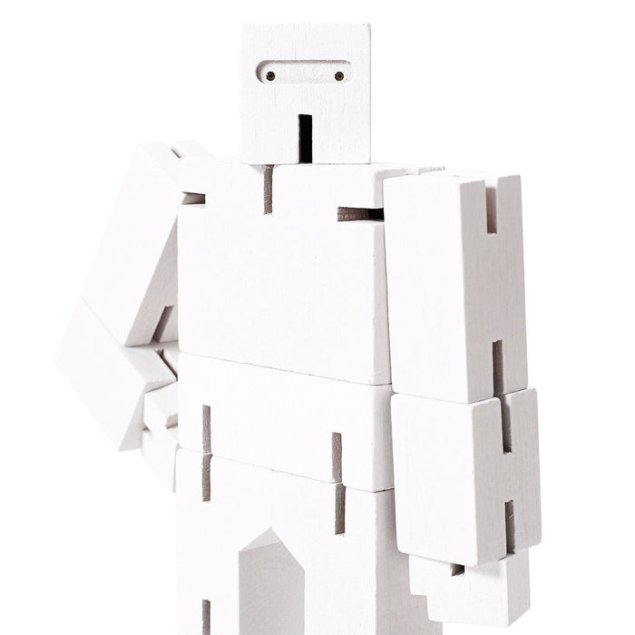Areaware Cubebot Robot Puzzle Doll on DLK