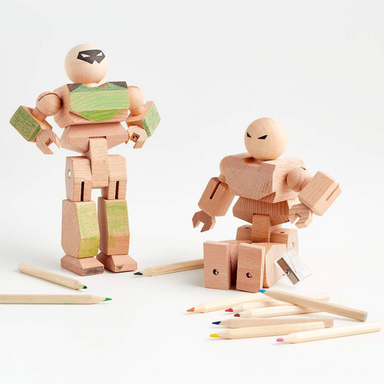 DIY Playhard Heros on Design Life Kids