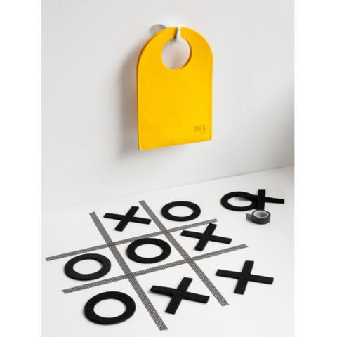 RaFa Kids XO Tic Tac Toe Game on DLK | designlifekids.com