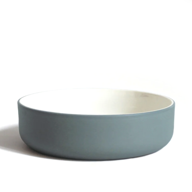Archive Studio Teal Ceramic Bowl on Design Life Kids