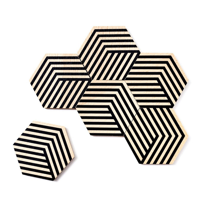 Areaware Optic Table Tiles on Design Life Kids