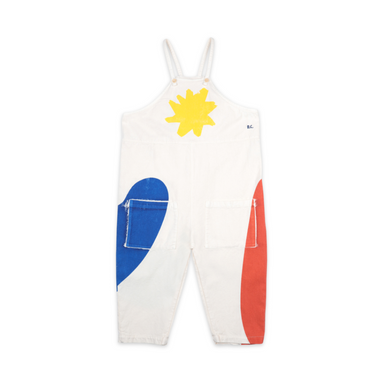 Bobo Choses Landscape Dungaree on Design Life Kids