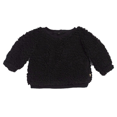 Bacabuche Teddy Sweater at Design Life Kids