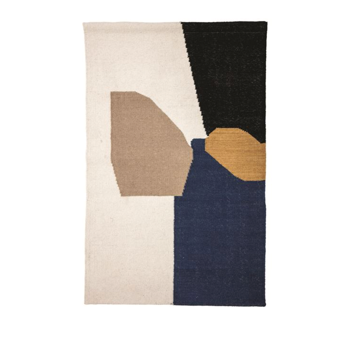 Bloomingville Abstract Wall Hanging at Design Life Kids