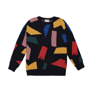 Bobo Choses Shadows Jumper on Design Life Kids