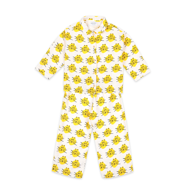 Bobo Choses Cat Pajamas on Design Life Kids
