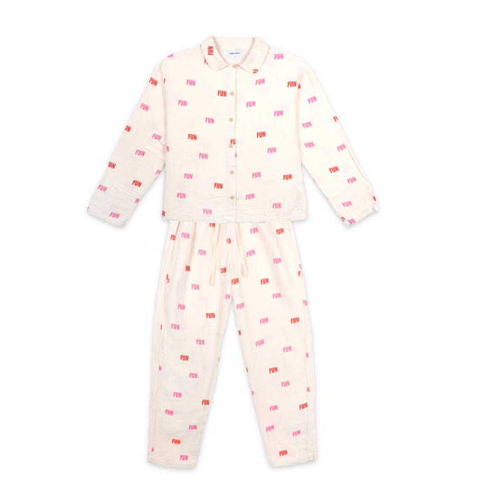 Bobo Choses Fun Pajamas at Design Life Kids