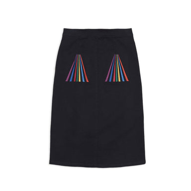 Bobo Choses Multicolor Stripe Woven Skirt on Design Life Kids