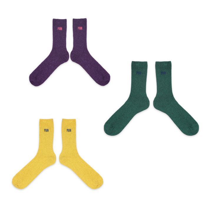 Bobo Choses Fun Sock Set on Design Life Kids