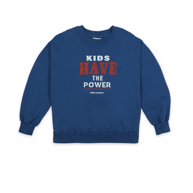 Bobo Choses Kids Power Sweatshirt on Design Life Kids