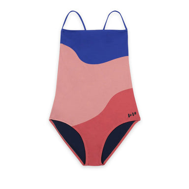 Bobo Choses Landscape Bathing Suit on Design Life Kids