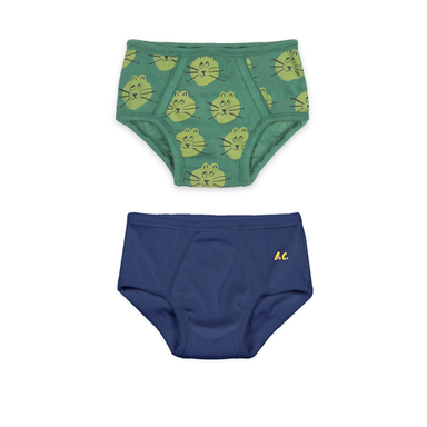 Bobo Choses Cat Underwear on Design Life Kids