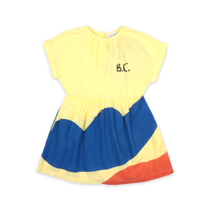 Bobo Choses Woven Dress on Design Life Kids