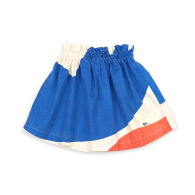 Bobo Choses Landscape Woven Skirt on Design Life Kids