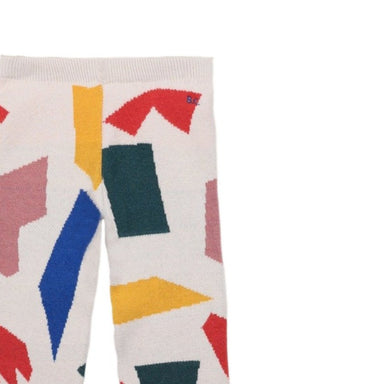 Bobo Choses Shadows Knitted Pants on Design Life Kids